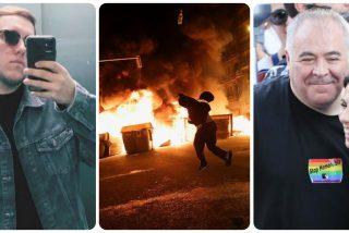"""Un periodista de laSexta la lía parda contra sus jefes: """"Cobro 400 € en negro, decidme que no queme cosas"""""""