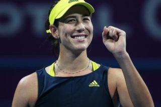Garbiñe Muguruza resucita para ganar el Torneo WTA 1.000 de Dubái