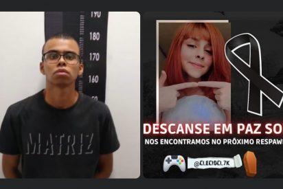 "Guilherme Alves: ""Maté a la 'gamer' Ingrid Oliveira porque quise"""