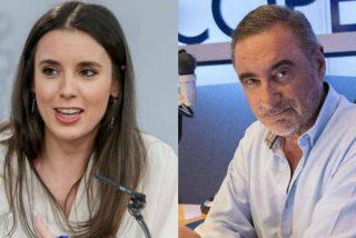 """Herrera, a Montero: """"El discurrir de un niño de 6 años está por encima de mamarrachas que insisten en el 8-M"""""""