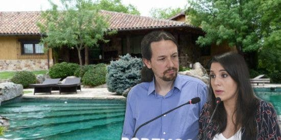 Losantos detona Podemos: Pablo Iglesias deja la casa de Galapagar y abandona a Irene Montero
