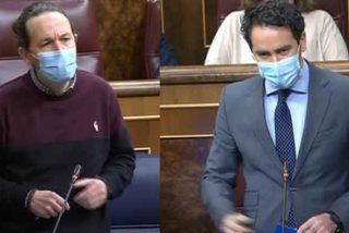 """García Egea despide al Iglesias vicepresidente: """"Tanta paz lleves, como descanso dejas"""""""