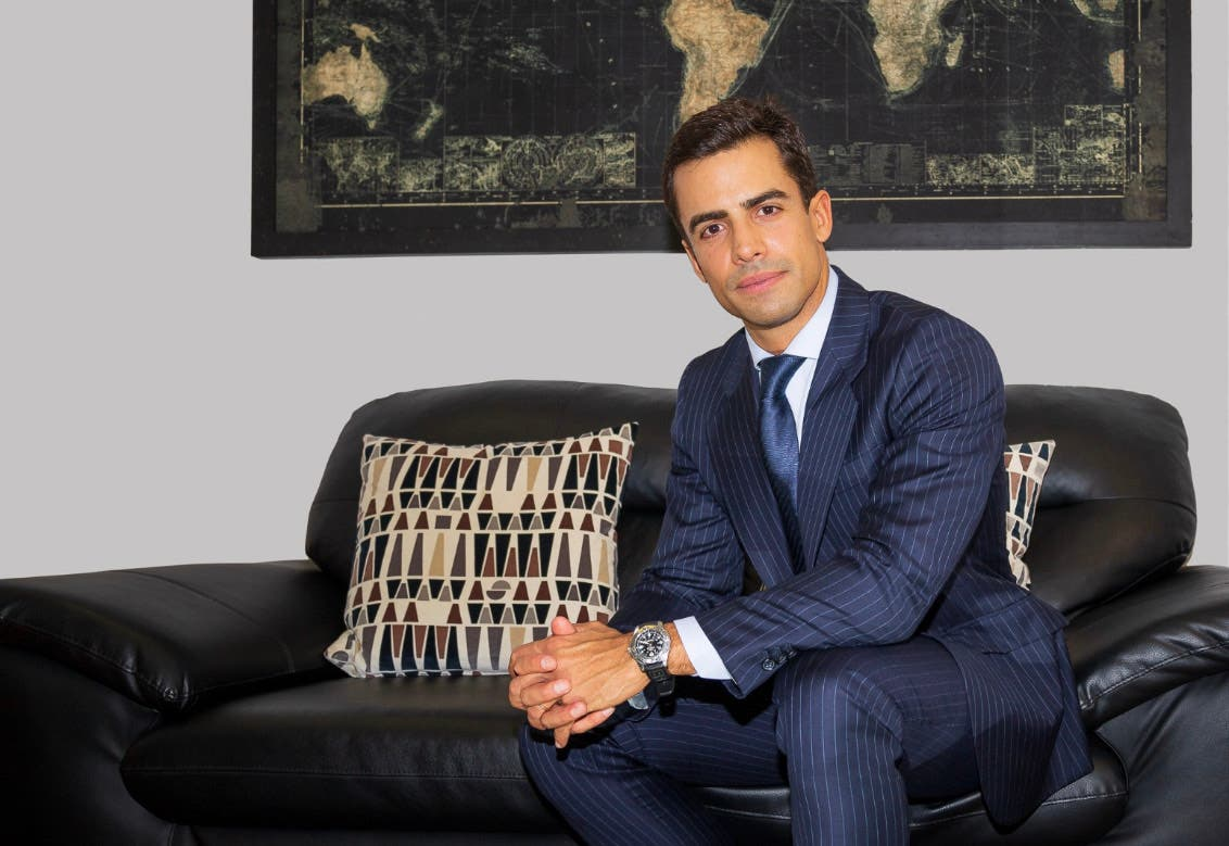 El abogado Juan Gonzalo Ospina