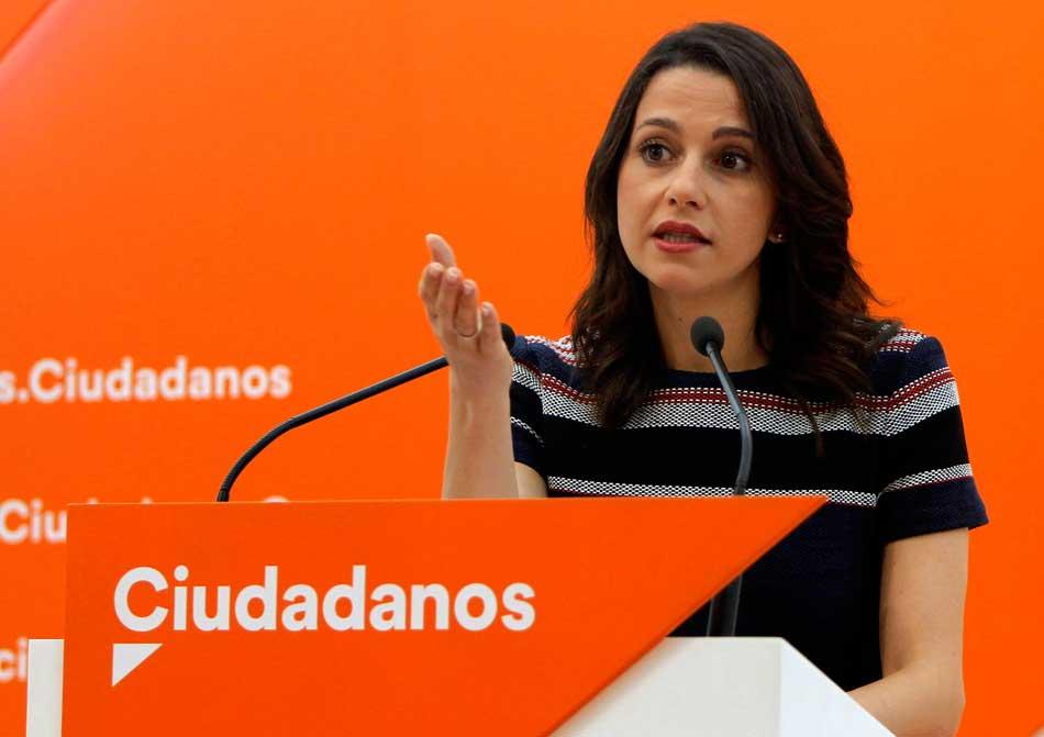 """Inés Arrimadas reacciona así ante la posible desaparición de C's en Madrid: """"No voy a dimitir"""""""