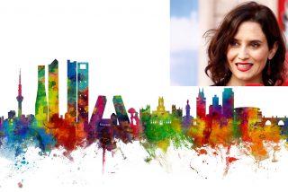 'Madrid es libertad': Isabel Díaz Ayuso y su vídeo con los hosteleros de la capital de España