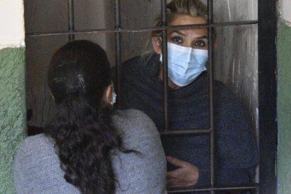 Jeanine Áñez: la expresidenta interina de Bolivia se declara en huelga de hambre en la cárcel