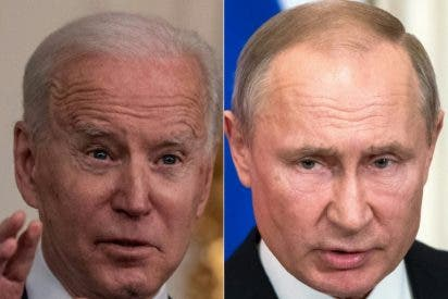 """Un socarrón Vladimir Putin desea salud a Joe Biden luego de que el norteamericano lo llame """"asesino"""""""