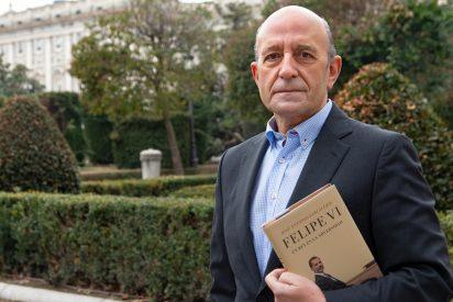 """José Antonio Zarzalejos: """"Sánchez busca esquinar a Felipe VI porque no quiere contrapesos a su poder"""""""