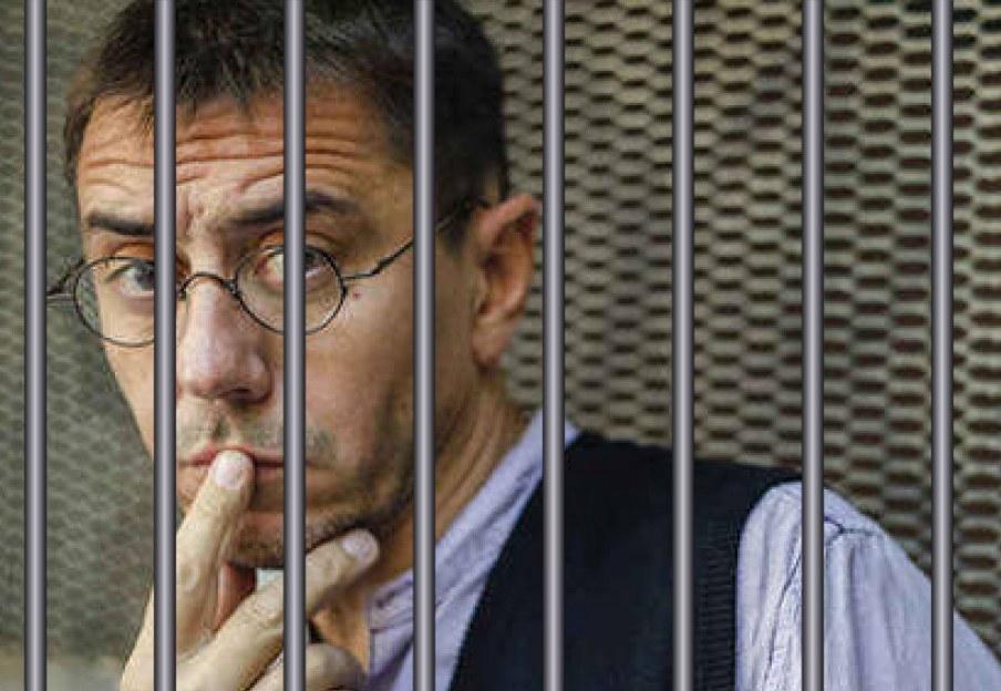 'Delincuencia Organizada': lo de Monedero revela muy pocas neuronas y mucha codicia