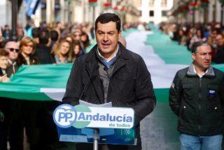 Juanma Moreno (PP) ya mira por el retrovisor al PSOE: Le saca 15 puntos y podrá gobernar con VOX o Cs