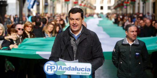 Encuesta: El PP, VOX y Ciudadanos arrasarán con la izquierda en Andalucía