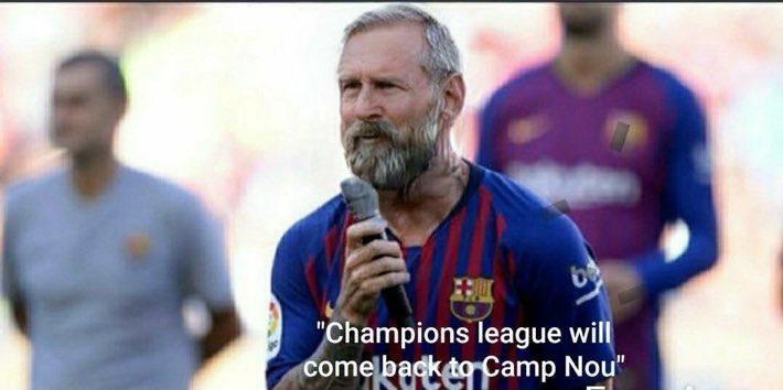 Cachondeo internacional en redes sociales tras ser eliminado el Barça por el PSG en Champions