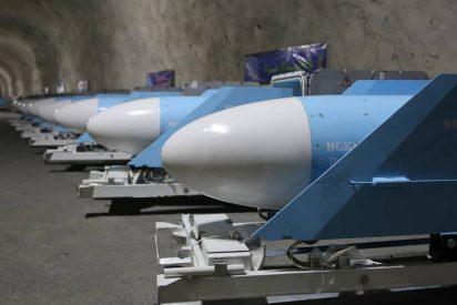 Los ayatolas de Irán muestran su nueva 'ciudad subterránea' repleta de misiles