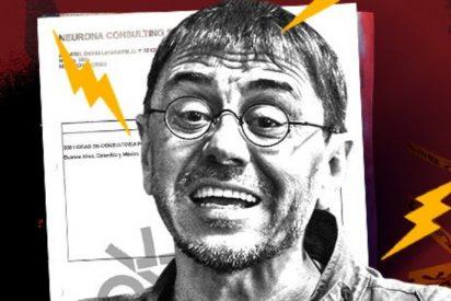 Monedero se pone histérico y miente ante el juez, electrocutado por su 'factura fake'