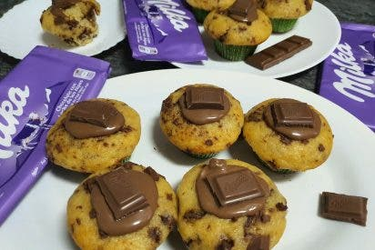 Receta: cómo hacer Muffins caseros