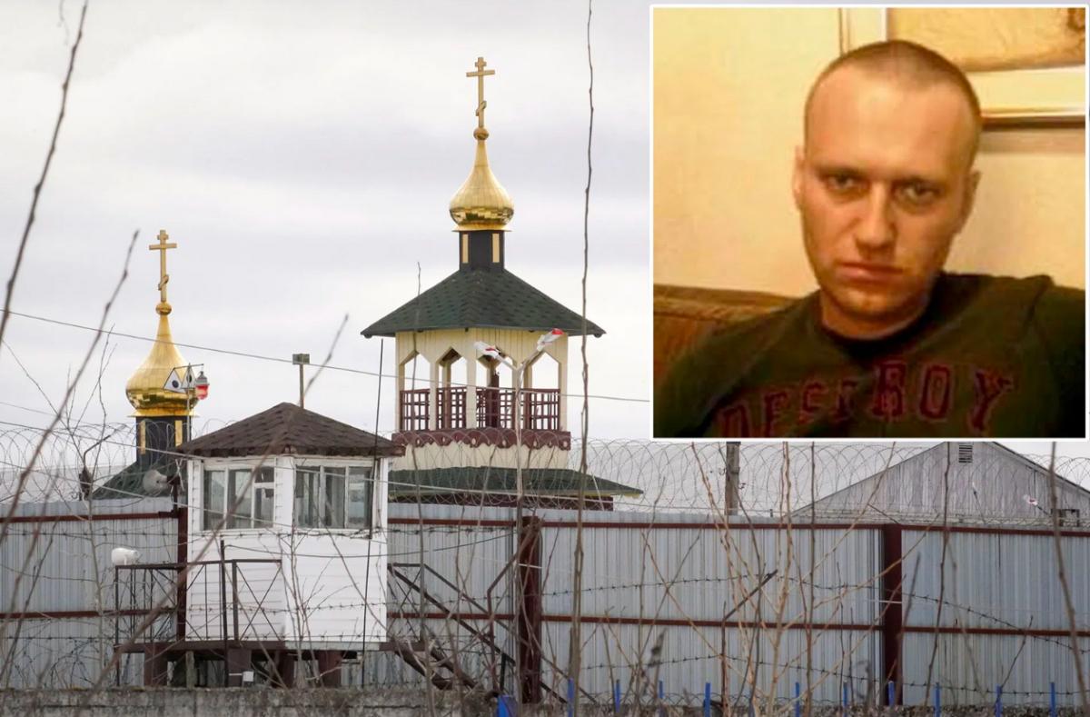 Alexei Navalny, enviado al gulag por Putin, sigue en huelga de hambre y ya no siente las manos