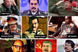 El ridículo del tirano Nicolás Maduro, de profesión conductor de autobús, embutido en uniforme de general