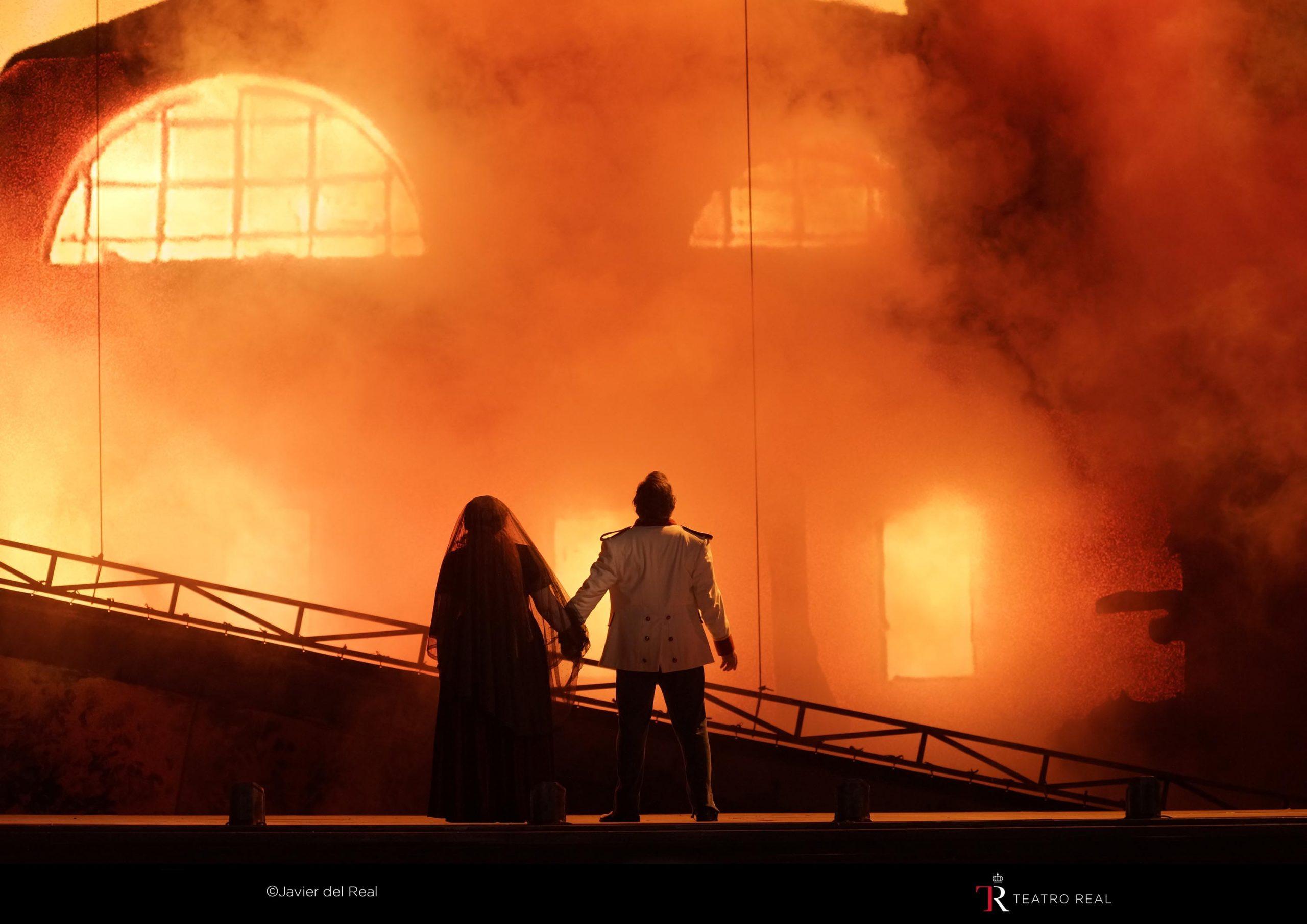 La 'Norma' de Bellini, esa tragedia romántica