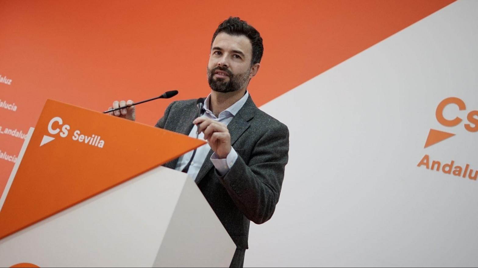 """Pablo Cambronero, otro diputado que abandona a Arrimadas: """"Dije no al sanchismo y lo mantengo"""""""