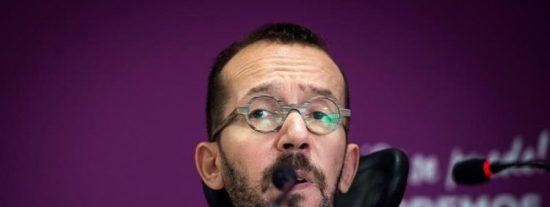 ¿Nuevo ministro? Pillan a Echenique borrando desesperadamente casi todas las barbaridades de su Twitter