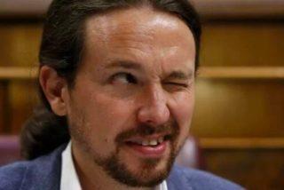 """Pablo Iglesias: """"Esto es una tomadura de pelo; no os fiéis de ningún político y de mí, tampoco"""""""