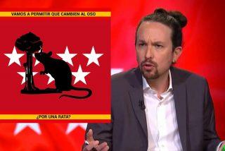 Las redes arruinan la apuesta de Pablo Iglesias por Madrid con una foto viral que hunde Podemos
