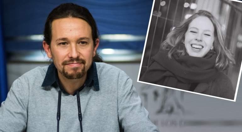 Pablo Iglesias incluye a Lilith Verstrynge en su lista electoral para Madrid