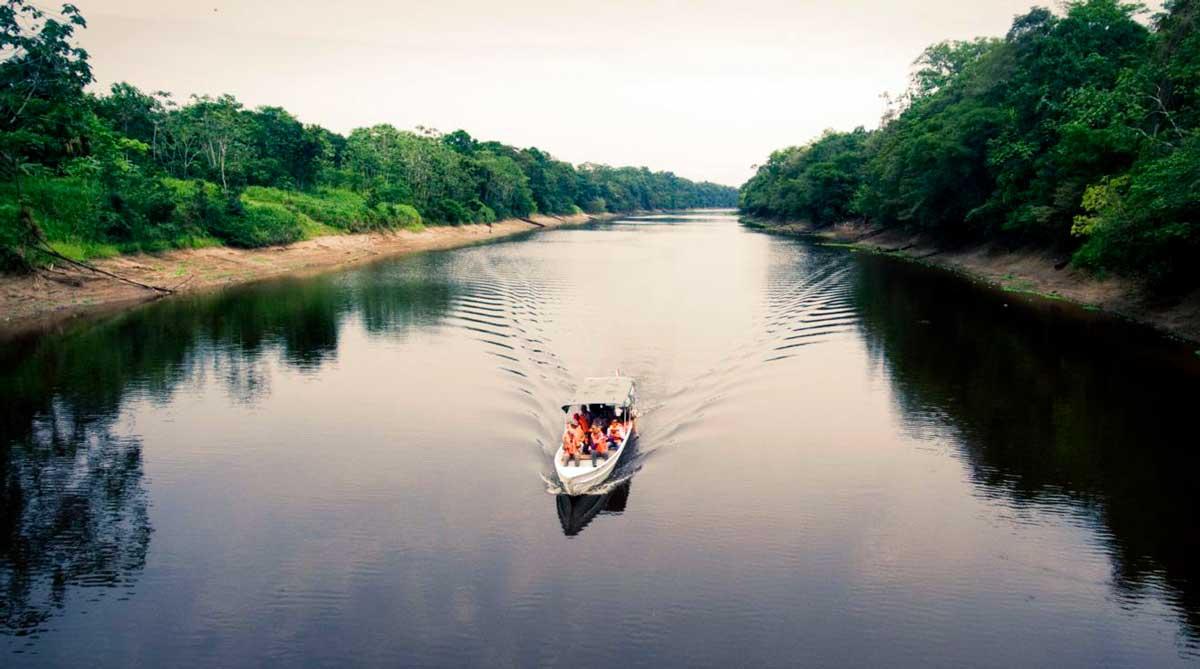 Descubre las espectaculares reservas naturales en la Amazonía del Perú