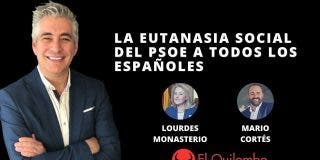 """El Quilombo: """"Tengo ELA, soy enfermo terminal y Sánchez me ha abandonado"""""""