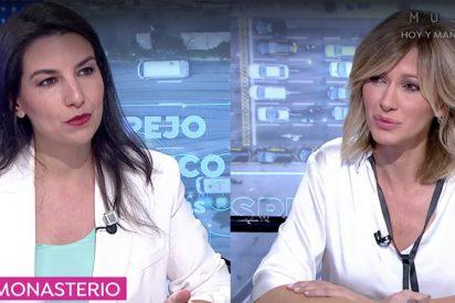 """Rocío Monasterio fija su objetivo: """"Tenemos la oportunidad de sacar al comunismo del panorama; solo trae miseria"""""""