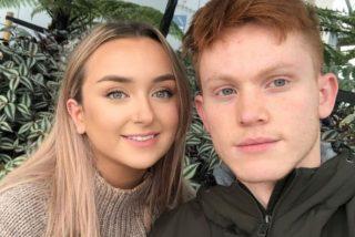 Rachel y Liam, la pareja de novios que ganó y perdió 210 millones en el mismo día