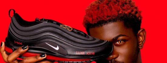 Nike niega cualquier vinculación con las 'Zapatillas de Satán', que contienen sangre humana