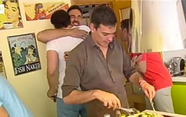 """Anián Berto: """"El jefe del Ejecutivo se siente cómo Pedro por su casa"""""""