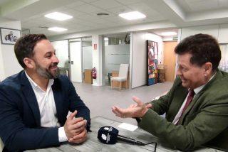 """Santiago Abascal: """"El 4 de mayo Pablo Iglesias hará el ridículo más espantoso"""""""