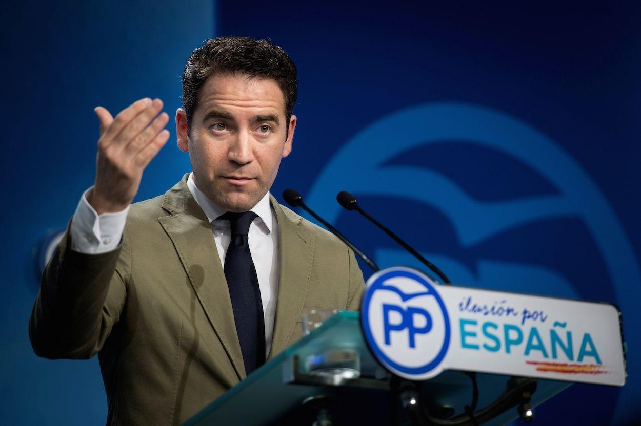 Las prodigiosas habilidades de Teodoro García Egea y la incompetencia de Ciudadanos