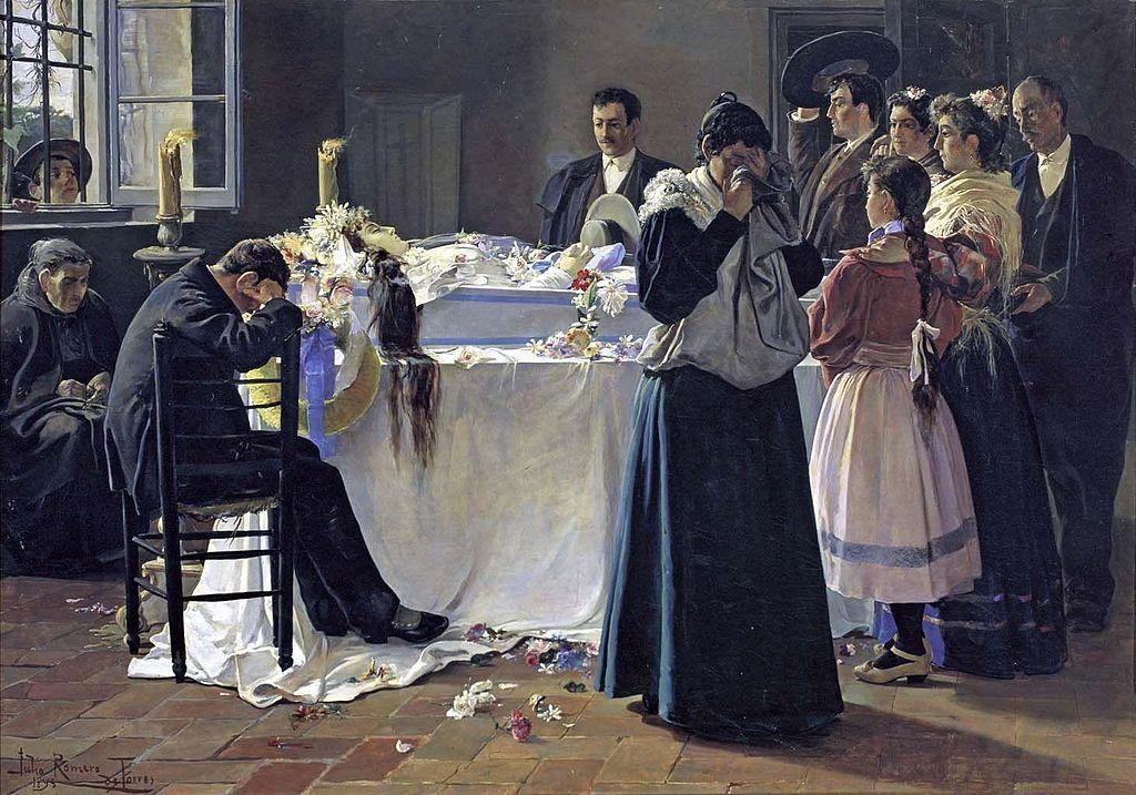 """Victor Entrialgo De Castro: """"El velatorio"""""""