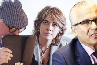 La Justicia acorrala a Garzón y a la Fiscal General del Estado: al aire sus peligrosas citas secretas