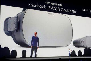 Mark Zuckerberg promete crear para 2030 un dispositivo con el que será posible 'teletransportarse'