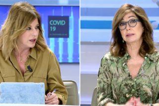 Esther Palomera se pone brusca con Ana Rosa para de defender los chanchullos del Gobierno con los fondos europeos