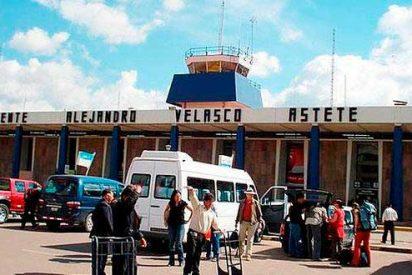 Perú: Aeropuerto Velasco Astete, problema y posibilidad