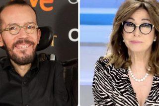 Podemos recrudece su campaña contra los medios: Echenique acusa a Ana Rosa de blanquear el nazismo