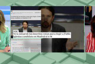 "Ana Rosa Quintana frena en seco los ataques rabiosos de Pablo Iglesias: ""Es un honor..."""