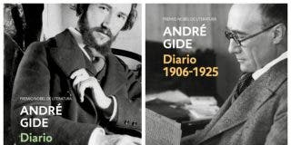 DeBolsillo publica por primera vez en España la versión íntegra del monumental 'Diario' de André Gide