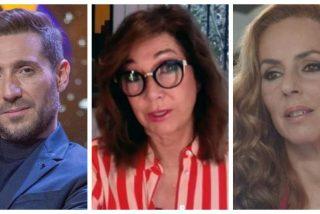 Las verdades como puños de Ana Rosa sobre Rocío Carrasco y el linchamiento a Antonio David