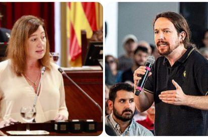 """Inda: """"Con Iglesias y Armengol la propiedad privada tiene las horas contadas en España"""""""