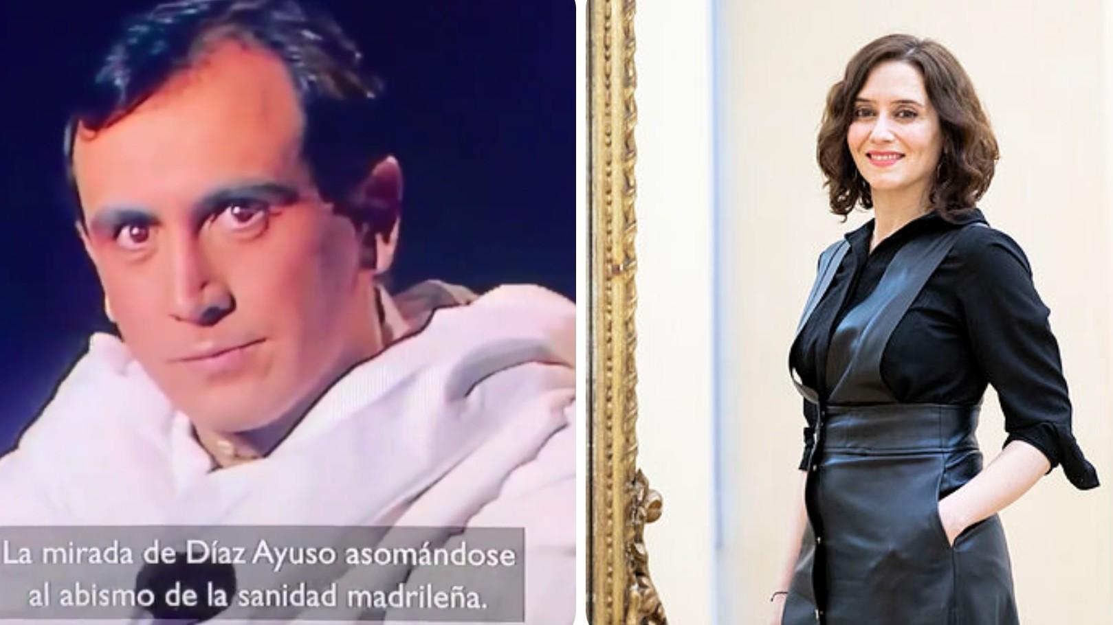 'Cachitos': TVE hace campaña contra Díaz Ayuso bajo la falsa apariencia de las bromas