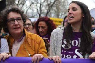 """Irene Montero le suelta un plus de 58.000 euros a la subordinada que promueve la """"penetración a la inversa"""""""