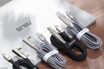Los nuevos cables USB-C tendrán indicada su potencia con logotipos