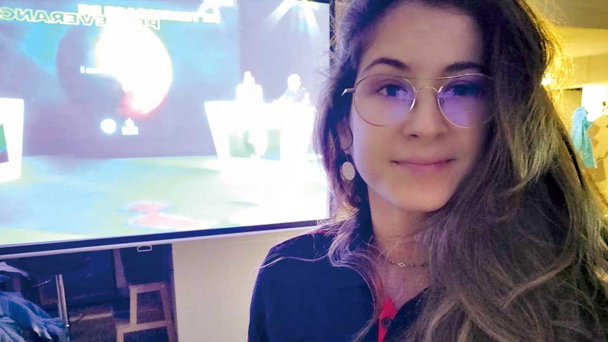 Camila Velasco: Conoce la historia de una boliviana que pasó de mirar las estrellas a conocer Marte