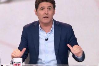 """Un tuit antiguo de Jesús Cintora le estalla en la cara: """"Así se manipula en RTVE"""""""